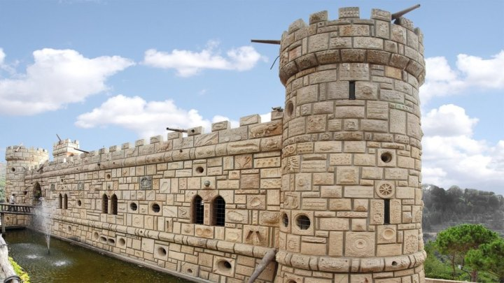 moussa castle source youtube beiteddine