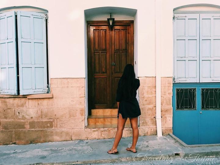 Aegina Town Greek Island Travel Blog