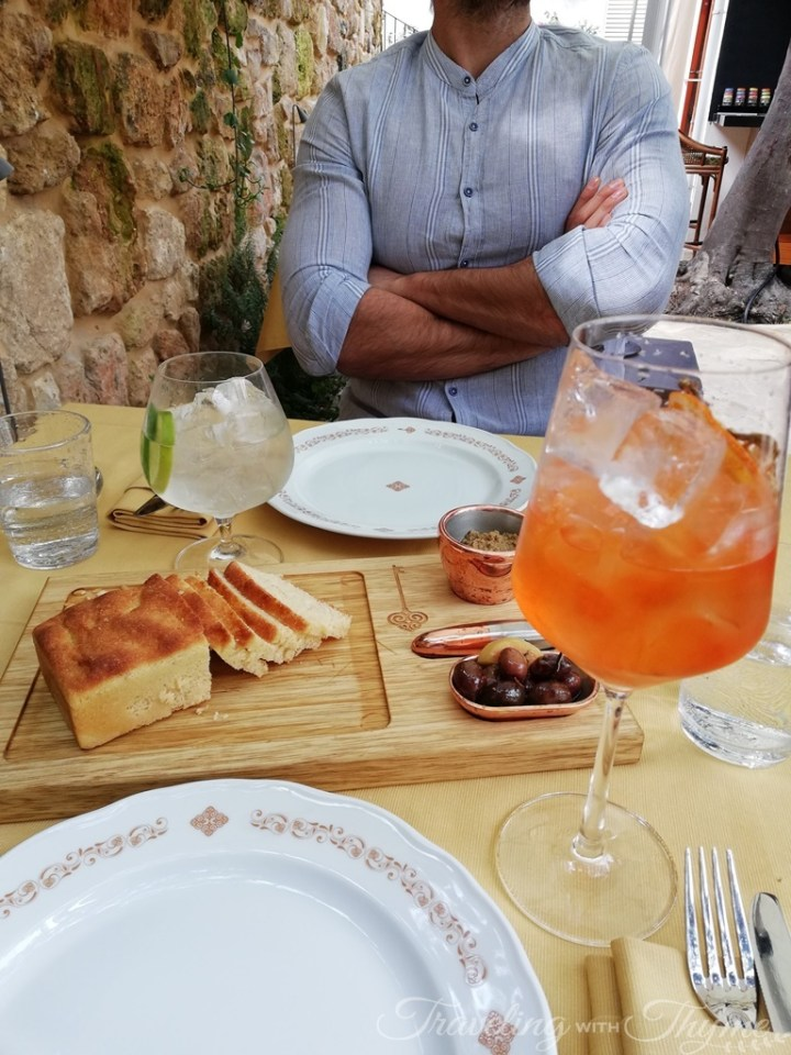 Ritage by Maroun Chedid Restaurant Review