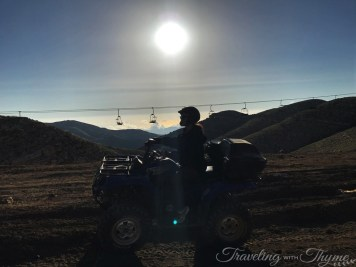 ATV Mzaar Polaris Lebanon Kferdebian Activities