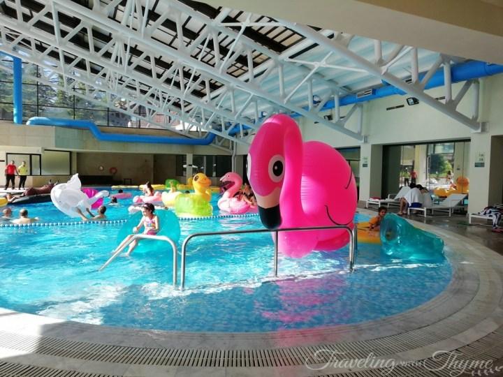 Intercontinental Mzaar Pool Indoor Intex Floaties