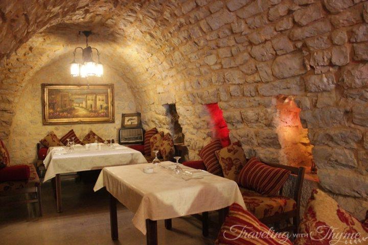 Baytna Barouk Lebanese Restaurant Interior Decor
