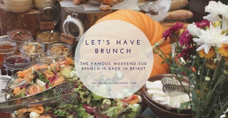 sud brunch beirut breakfast lebanon blogger