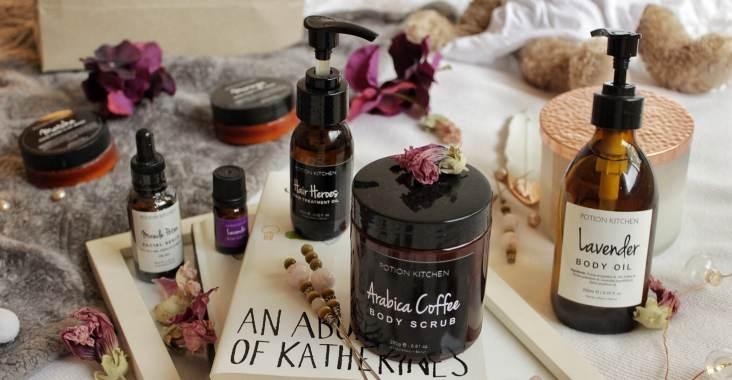 Potion Kitchen Review Lebanon Skincare Organic
