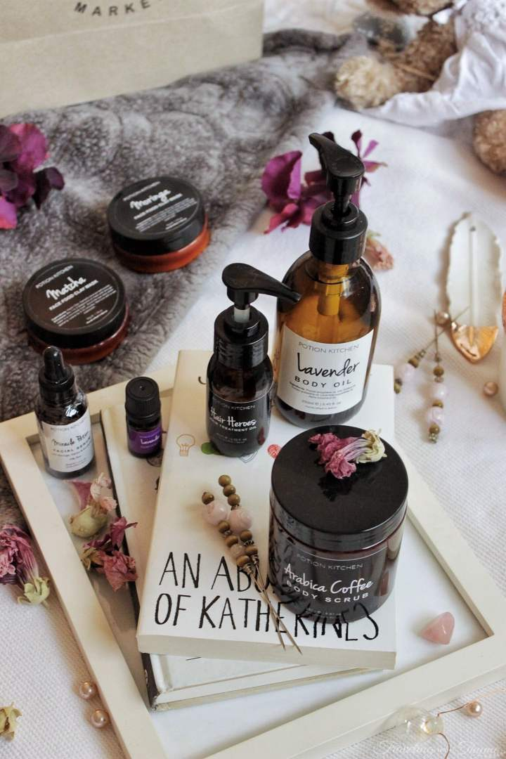 Potion Kitchen Skincare Products in Lebanon