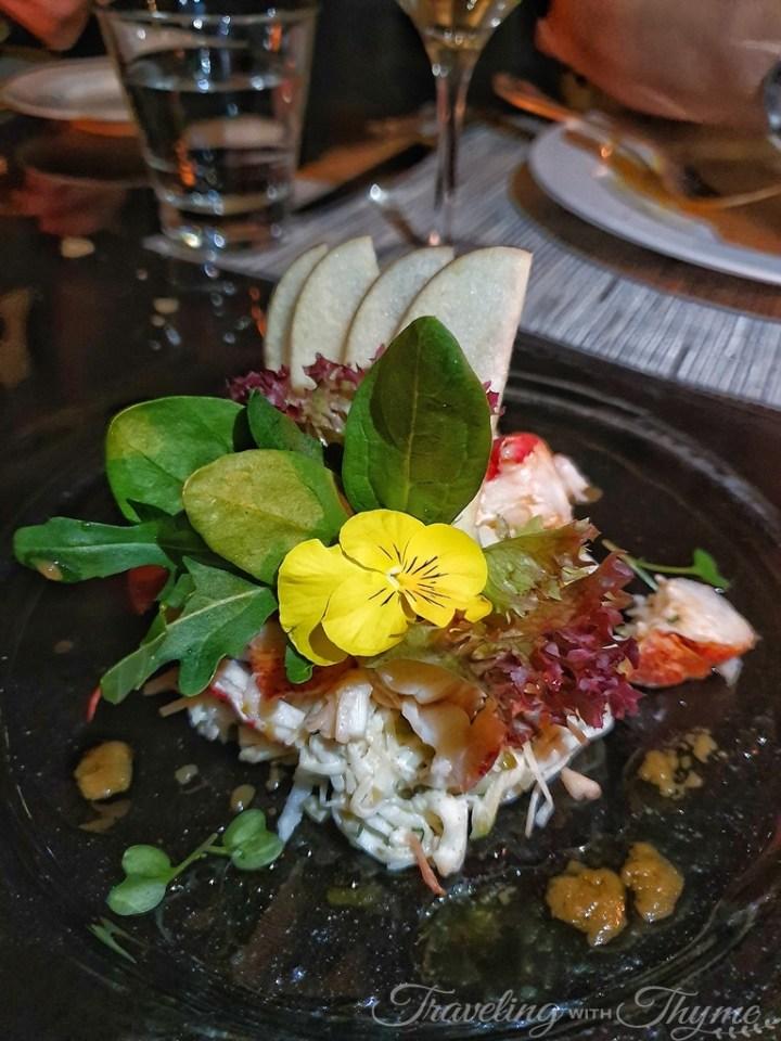 Le Gray Beirut Atlantic Lobster Salad