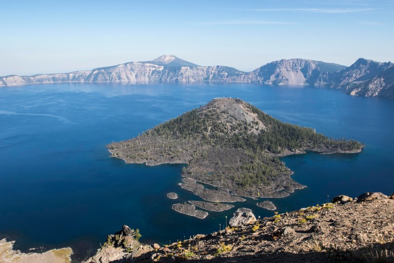 Crater Lake-Wizard Island-3586