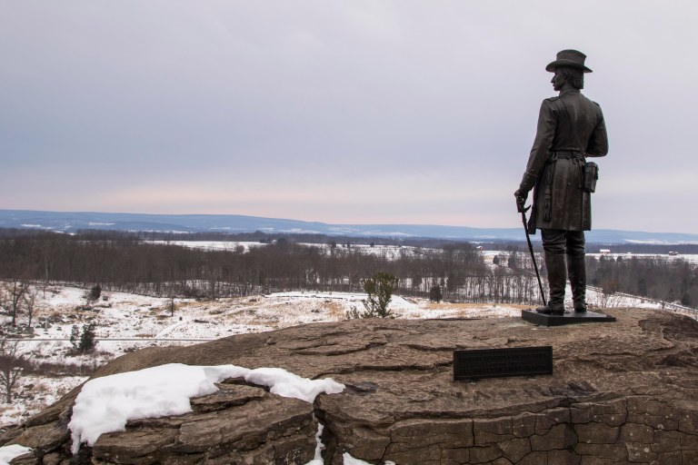 Gettysburg-1650