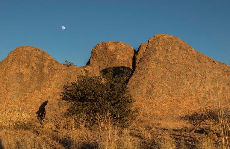 Gila Cliff Dwellings City of Rocks-6164