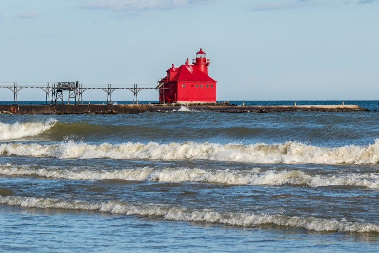 Sturgeon Bay Shipping Channel Light-4708