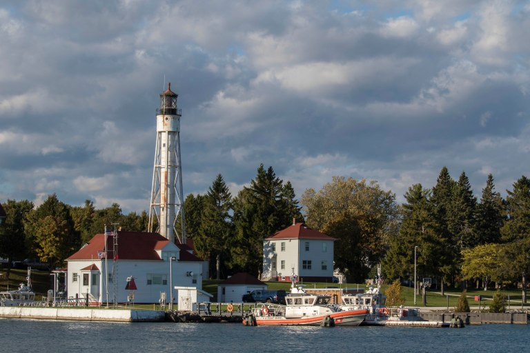 Sturgeon Bay Shipping Channel Light-4742