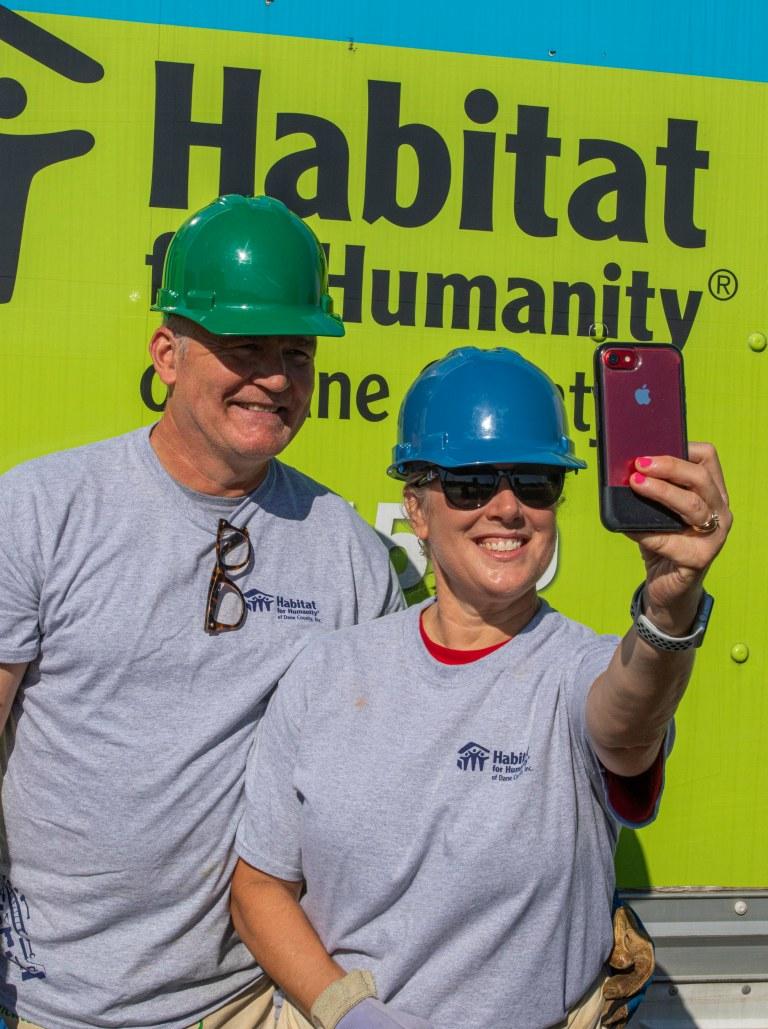 Habitat for Humanity Build-5317