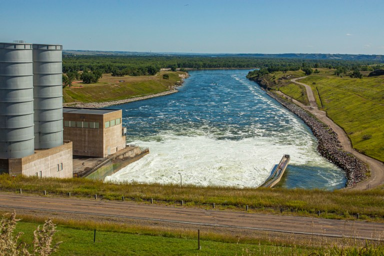 Garrison Dam-2607