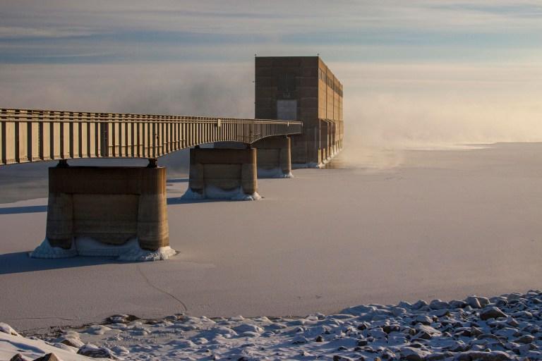 Garrison Dam-8085