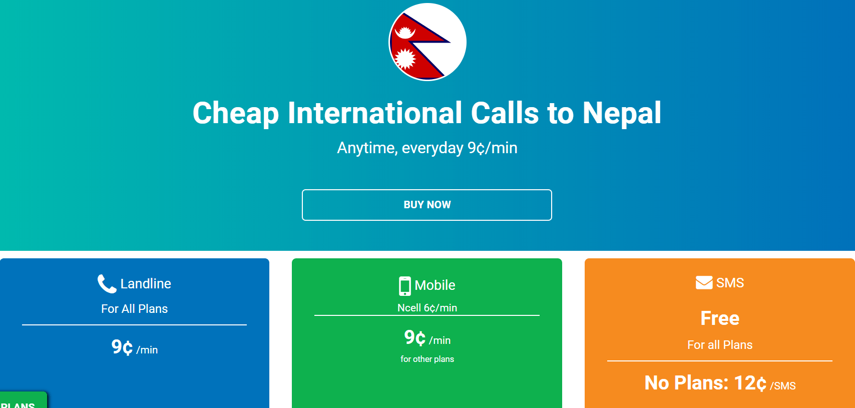 Cheapest Way to Call Nepal From United States of America (USA