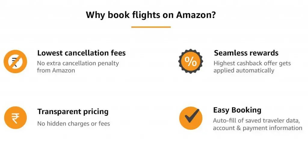Why Book Flights with Amazon