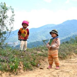 trekking in myanmar
