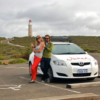 living in a car start a travel blog