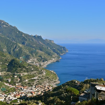 Italy Travel Guide: The Amalfi Coast