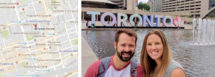 best places to take photos in Toronto