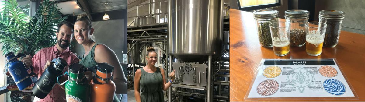 maui brewing company tour