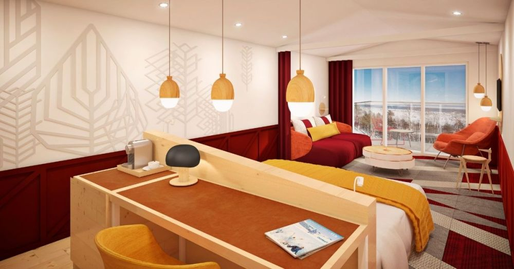 Club Med Charlevoix Deluxe Room