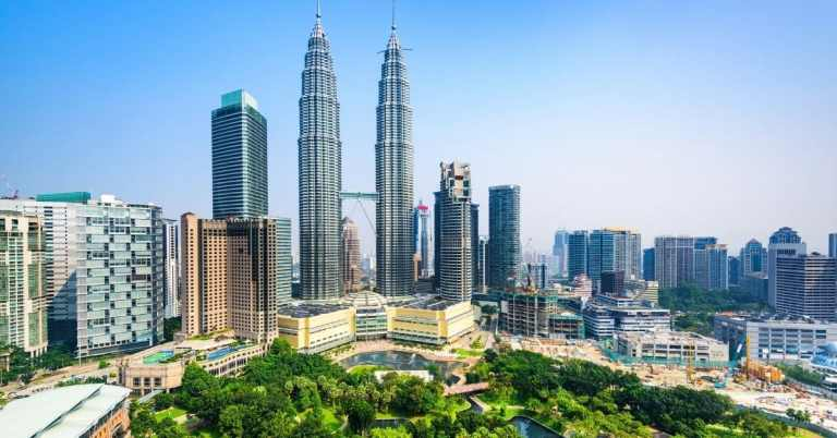 Instagrammable Places in Kuala Lumpur