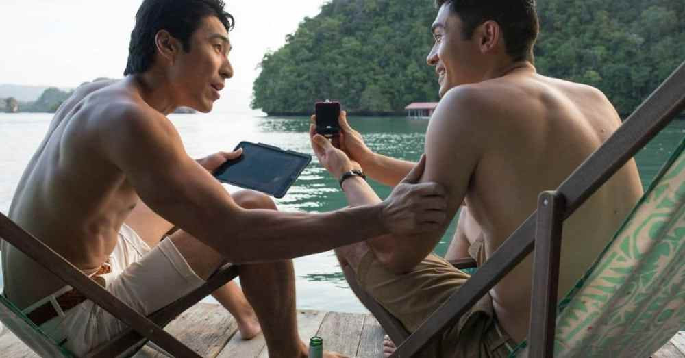 Langkawi in Crazy Rich Asians