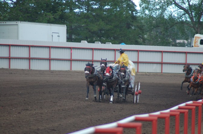 Looking for outriders