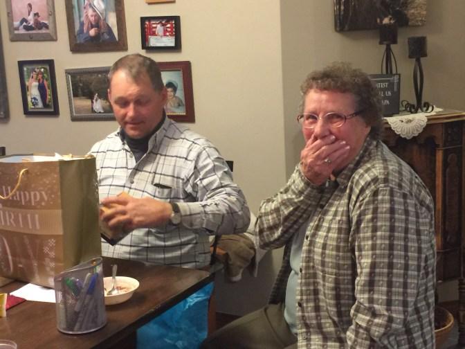 Rick and Special Guest Grandma Elsie