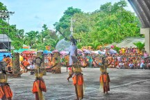 Hugyaw Kansilay Dance Competition