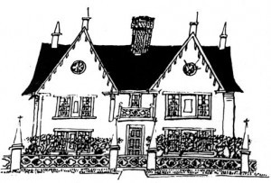 2014 WINTER LECTURE SERIES AT THE PICKERING HOUSE