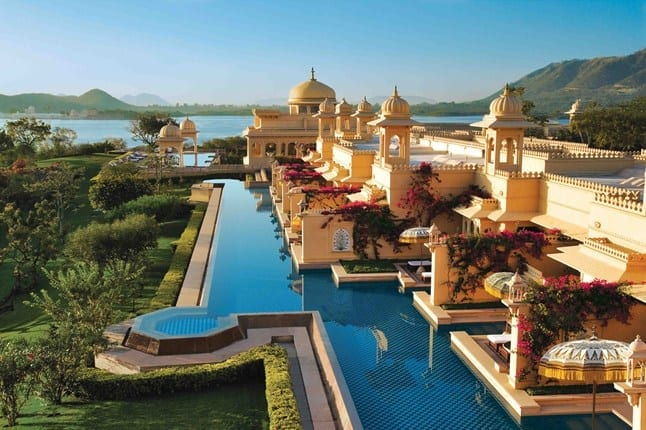 20 Awesome Pools - The Oberoi Udaivilas