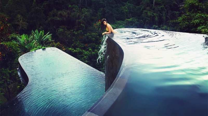 20 Awesome Pools - Hanging Gardens Ubud Hotel