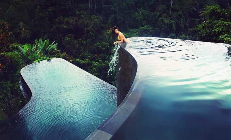 20 Awesome Pools - Hanging Gardens Ubud Hotel