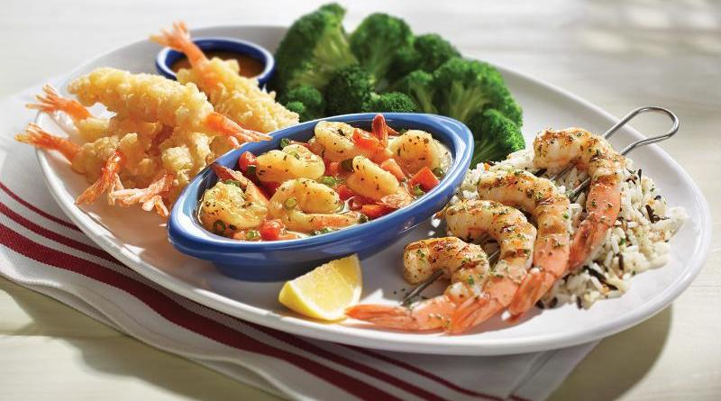 Red Lobster New Shrimp