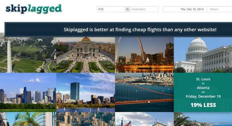 Aktarer Zaman founded Skiplagged.com