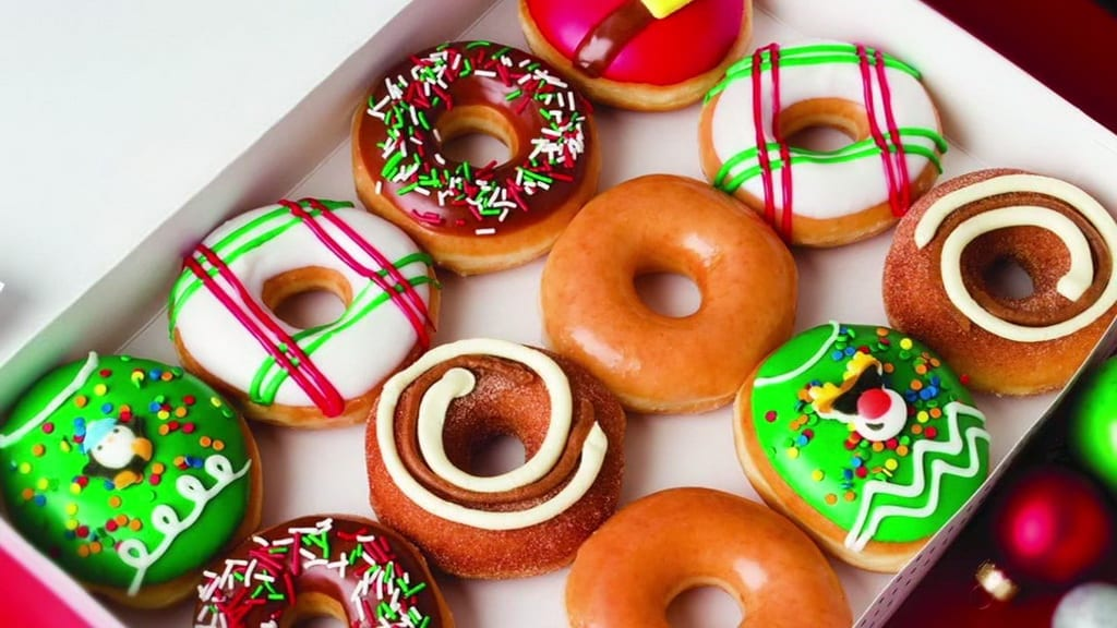 Krispy Kreme's $1 Dozen Donuts Deal Is Coming Back Next Week
