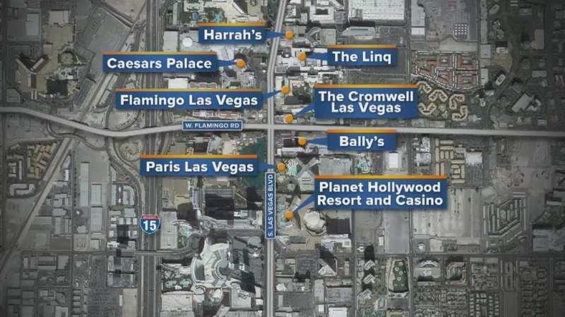 Brooklyn Bowl Las Vegas - Caesars Self-Parking