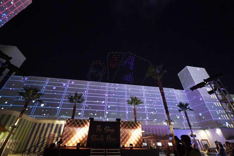 SAHARA Las Vegas - Denise Truscello