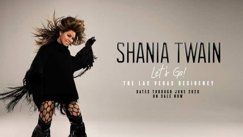 Shania Twain - Let's Go