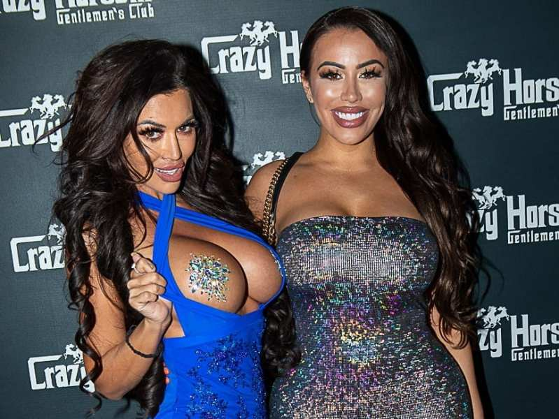 Toochi Kash and BBB Love on Crazy Horse 3 Red Carpet 2