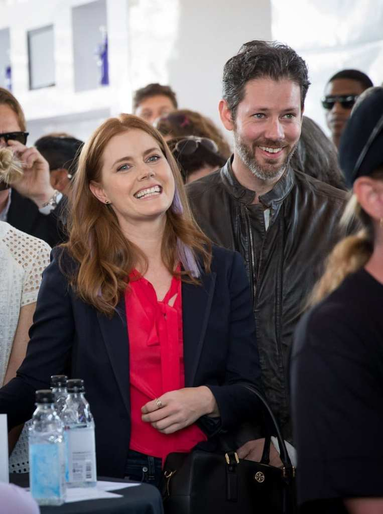 Amy Adams and Darren Le Gallo at John Varvatos 11th Annual Stuart House Benefit