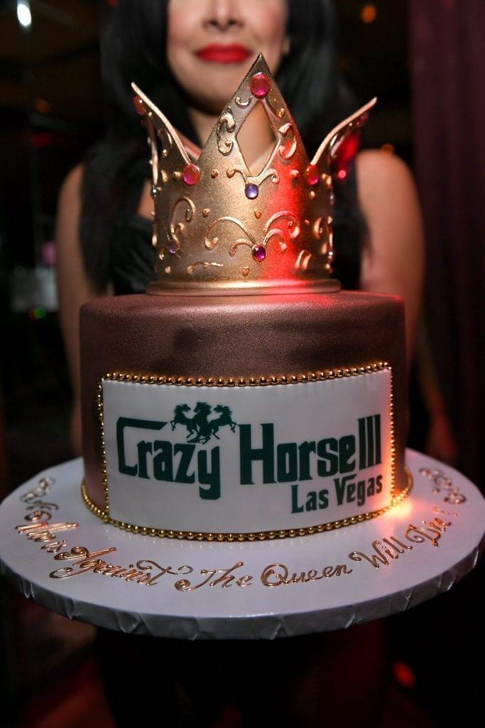 Crazy Horse 3 Cake