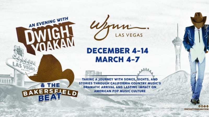 Dwight Yoakam at Wynn Las Vegas