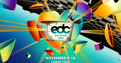 EDC Orlando 2018