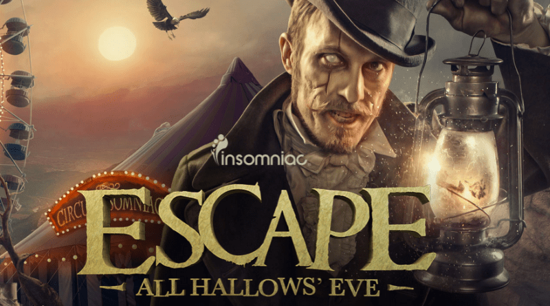 Insomniac 4th Annual Escape All Hallows' Eve