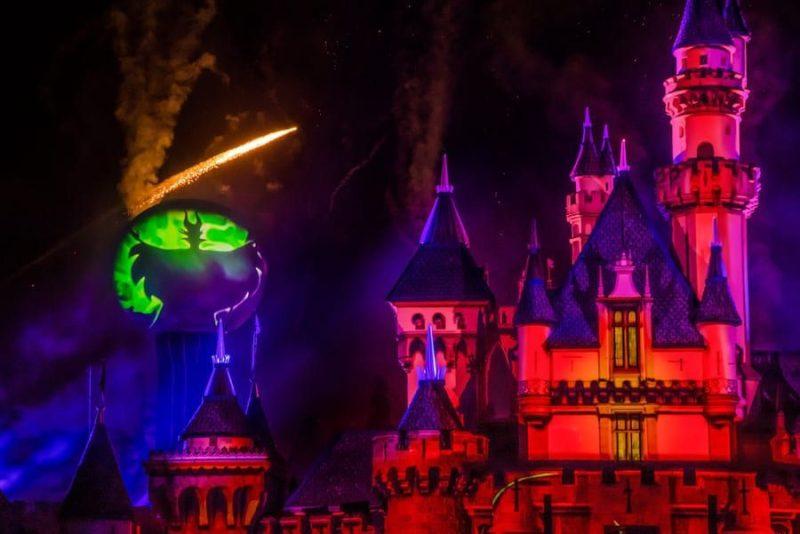 Halloween at Disneyland Park