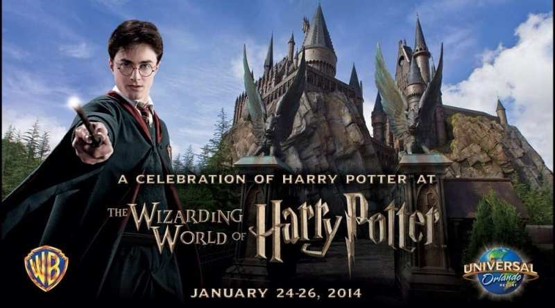 Harry Potter Celebration Hosted by Universal Orlando Resort