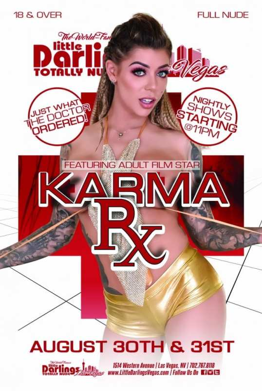 Karma Rx at Little Darlings